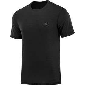 Salomon Explr SS Tee Men, black